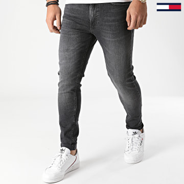 Tommy Jeans - Jean Skinny Miles 8275 Gris Anthracite