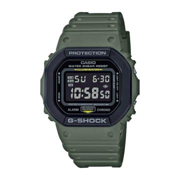 Casio - Montre G-Shock DW-5610SU-3ER Vert Kaki