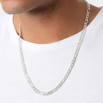 Chained And Able - Collier Figaro NB20008 Argenté