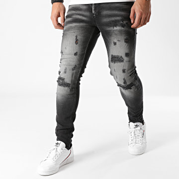 Classic Series - Jean Skinny DHZ-3277-1 Gris Anthracite