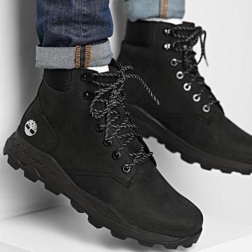 Timberland - Boots Brooklyn 6 Inch A27RB Black Nubuck