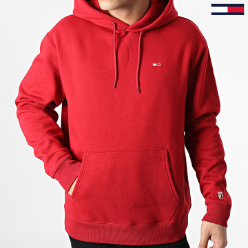 Tommy Jeans - Sweat Capuche Tommy Classics 8723 Bordeaux