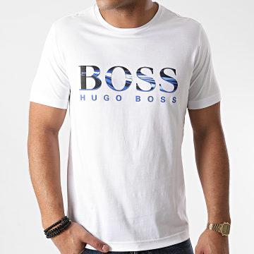 BOSS - Tee Shirt 50443666 Blanc