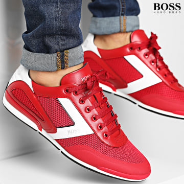 BOSS - Baskets Saturn Lowp 50445677 Medium Red