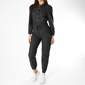 Girls Outfit - Combinaison Femme F715 Noir