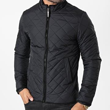 MTX - Veste Zippée Slim Fit 193 Noir