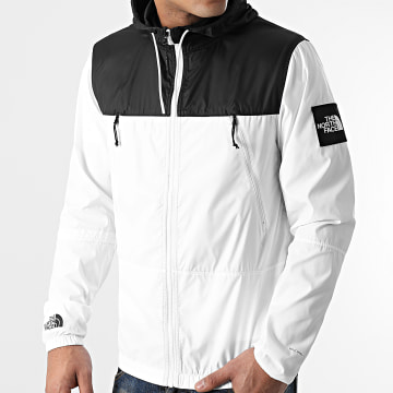 The North Face - Coupe-Vent 1990 Seasonal Mountain S4ZL Blanc Noir