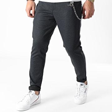 Uniplay - Pantalon Chino SH-22 Noir