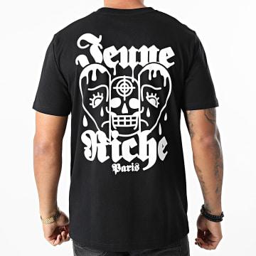 Jeune Riche - Tee Shirt Dead Inside Noir