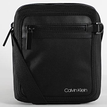 Calvin Klein - Sacoche 2G Reporter 5929 Noir