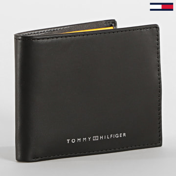 Tommy Hilfiger - Porte-cartes Seasonal Mini CC Noir