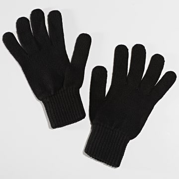Calvin Klein - Gants Monogram 6447 Noir