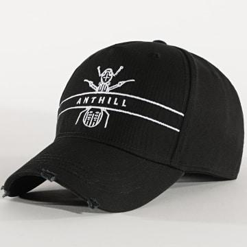 Anthill - Casquette Logo Noir Blanc