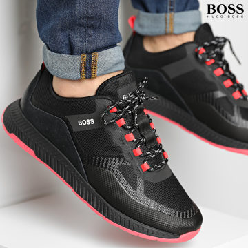 BOSS - Baskets ESP Titanium 50447846 Black