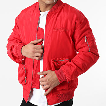 Classic Series - Bomber 8084 Rouge