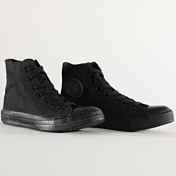 Converse - Baskets Montantes Femme Chuck Taylor All Star M3310 Black
