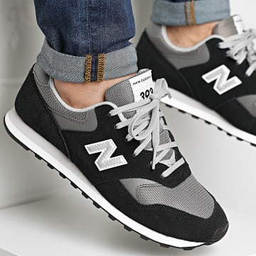 New Balance - Baskets Classics 393 830671 Black