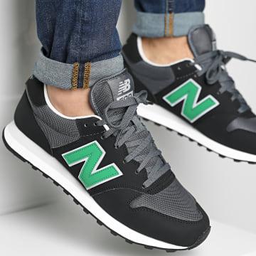 New Balance - Baskets Lifestyle 500 817061 Black