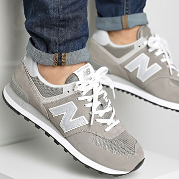 New Balance - Baskets Classics 574 633531 Grey