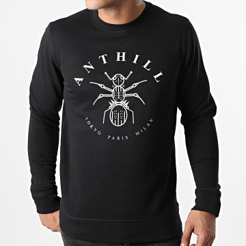 Anthill - Sweat Crewneck Logo Noir