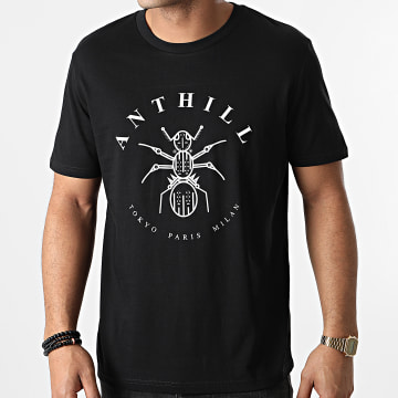 Anthill - Tee Shirt Logo Noir