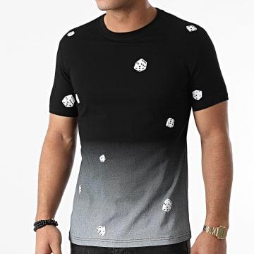 Berry Denim - Tee Shirt BJ-023 Noir