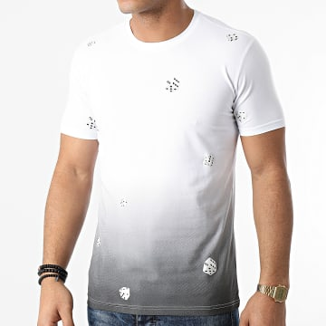 Berry Denim - Tee Shirt BJ-023 Blanc