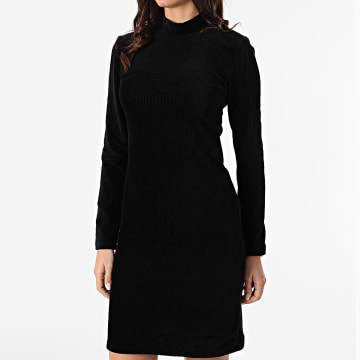 Only - Robe Manches Longues Femme Penelope Life Noir