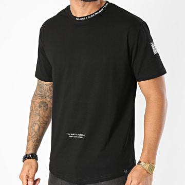 Project X Paris - Tee Shirt Oversize 2010132 Noir