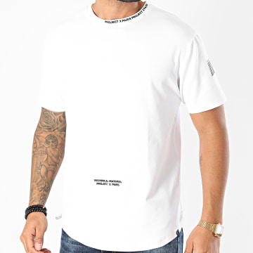 Project X - Tee Shirt Oversize 2010132 Blanc