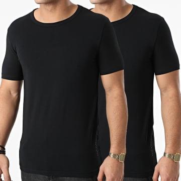 BOSS - Lot De 2 Tee Shirts 50325407 Noir