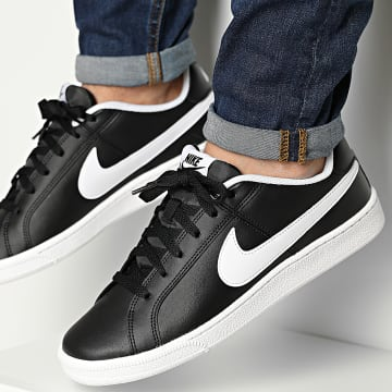 Nike - Baskets Court Royale 749747 Black White