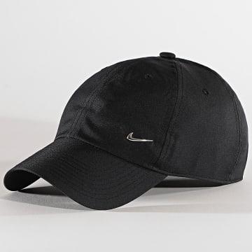 Nike - Casquette Sportswear Heritage86 Noir