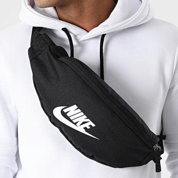 Nike - Sac Banane Sportswear Heritage Noir