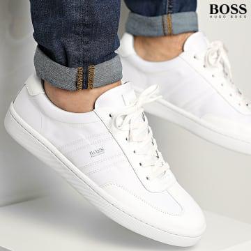 BOSS - Baskets Ribeira Tenn 50446658 White