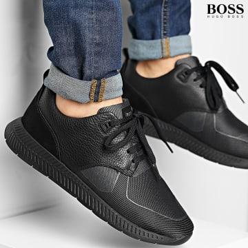 BOSS - Baskets Titanium Runner 50446667 Black