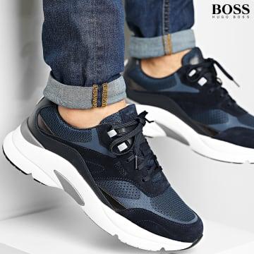 BOSS - Baskets Ardical Runner 50446943 Dark Blue
