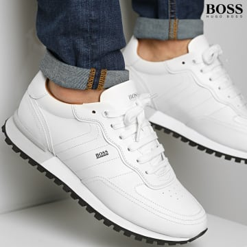 BOSS - Baskets Parkour L Runner 50445701 White