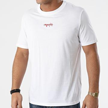 HUGO - Tee Shirt Durned U211 50442672 Blanc
