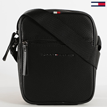 Tommy Hilfiger - Sacoche Essential Mini Reporter 6479 Noir
