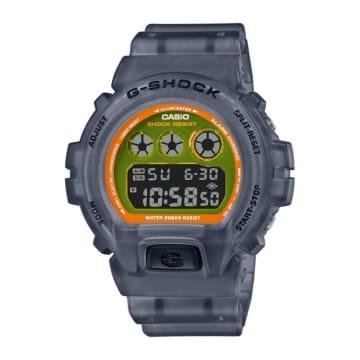 Casio - Montre G-Shock DW-6900LS-1ER Translucide