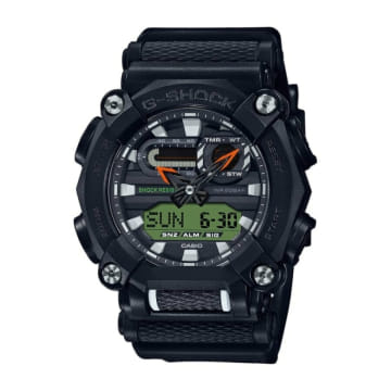 Casio - Montre G-Shock GA-900E-1A3ER Noir