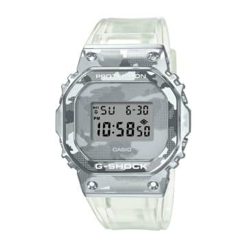 Casio - Montre G-Shock GM-5600SCM-1ER Translucide Camo