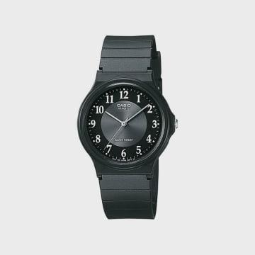 Casio - Montre Collection MQ-24-1B3LLEG Noir