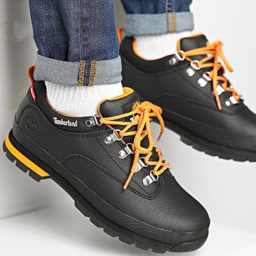 Timberland - Chaussures De Rando Euro Hiker Low A2DY9 Black Helcor