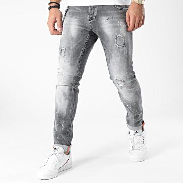 Uniplay - Jean Skinny 420 Gris