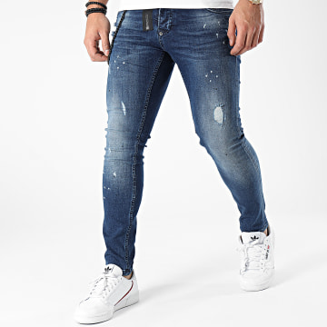Uniplay - Jean Skinny 431 Bleu Denim