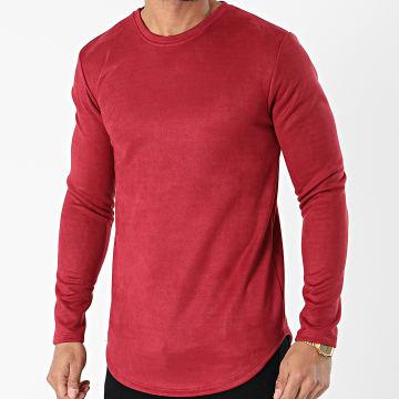 Frilivin - Tee Shirt Manches Longues 15076 Bordeaux