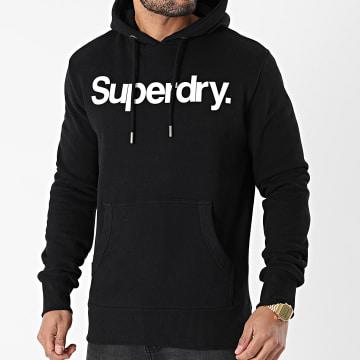 Superdry - Sweat Capuche Classic NS M2010289A Noir