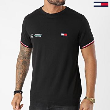 Tommy Hilfiger - Tee Shirt Mercedes-Benz Tipped Logo 8496 Noir